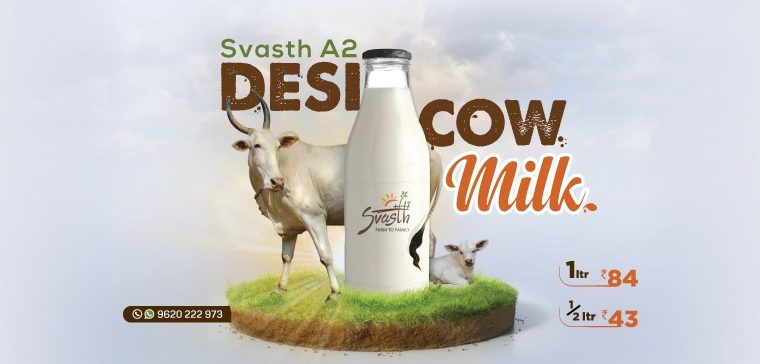 A2 Cow Milk in Bangalore | Organic Food Products